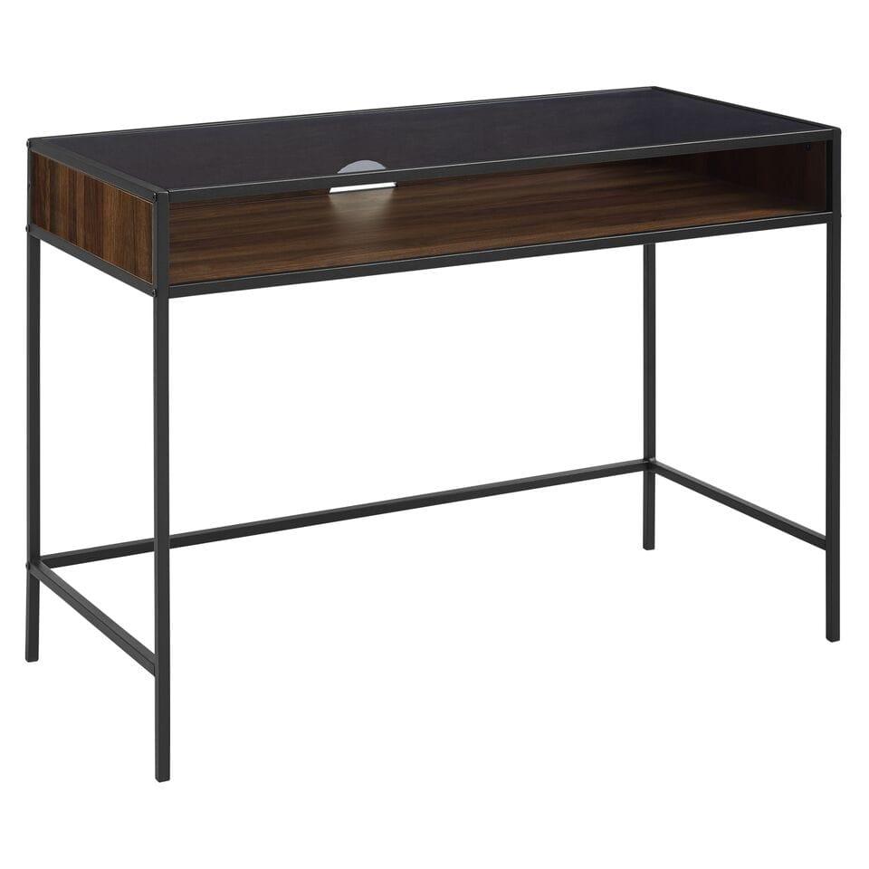 42 Inch Wood Computer Desk
