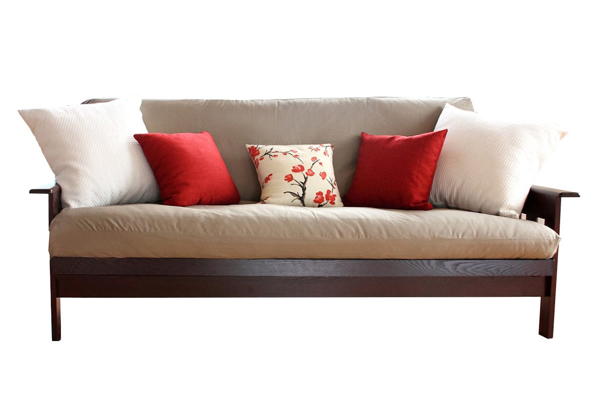 Futon Mattress Cover Up To 6 Inch