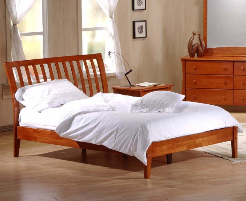 Queen Yorkshire Platform Bed With Mattress Amp Free Delivery