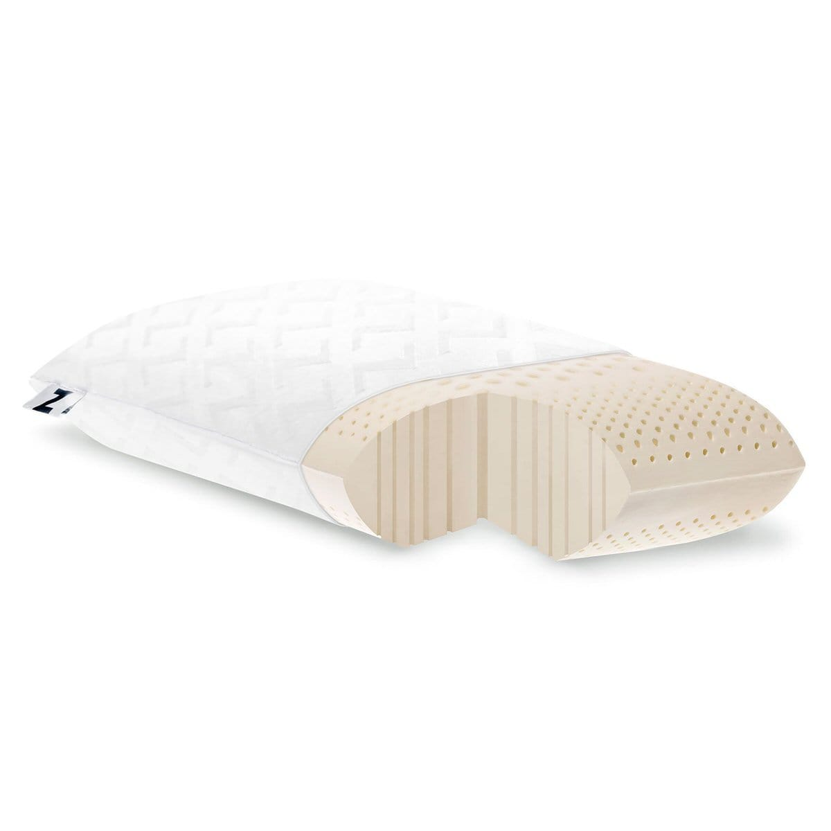 Talalay Latex Pillow By Comfort Pure
