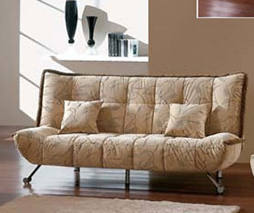 Barcelona sofa bed beige for Barcelona sectional sofa ottoman in beige
