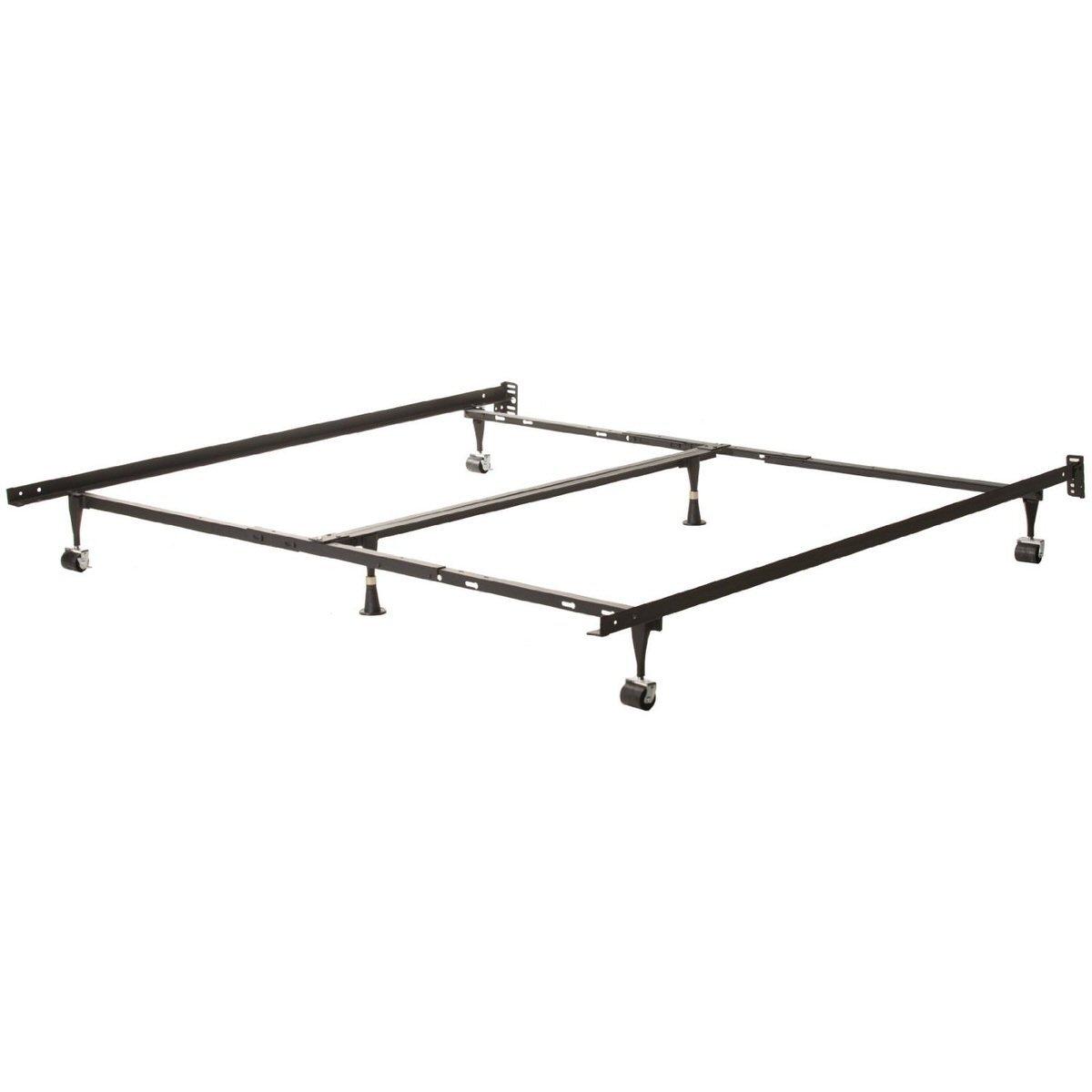 Universal Adjustable Metal Bed Frame Queen/King