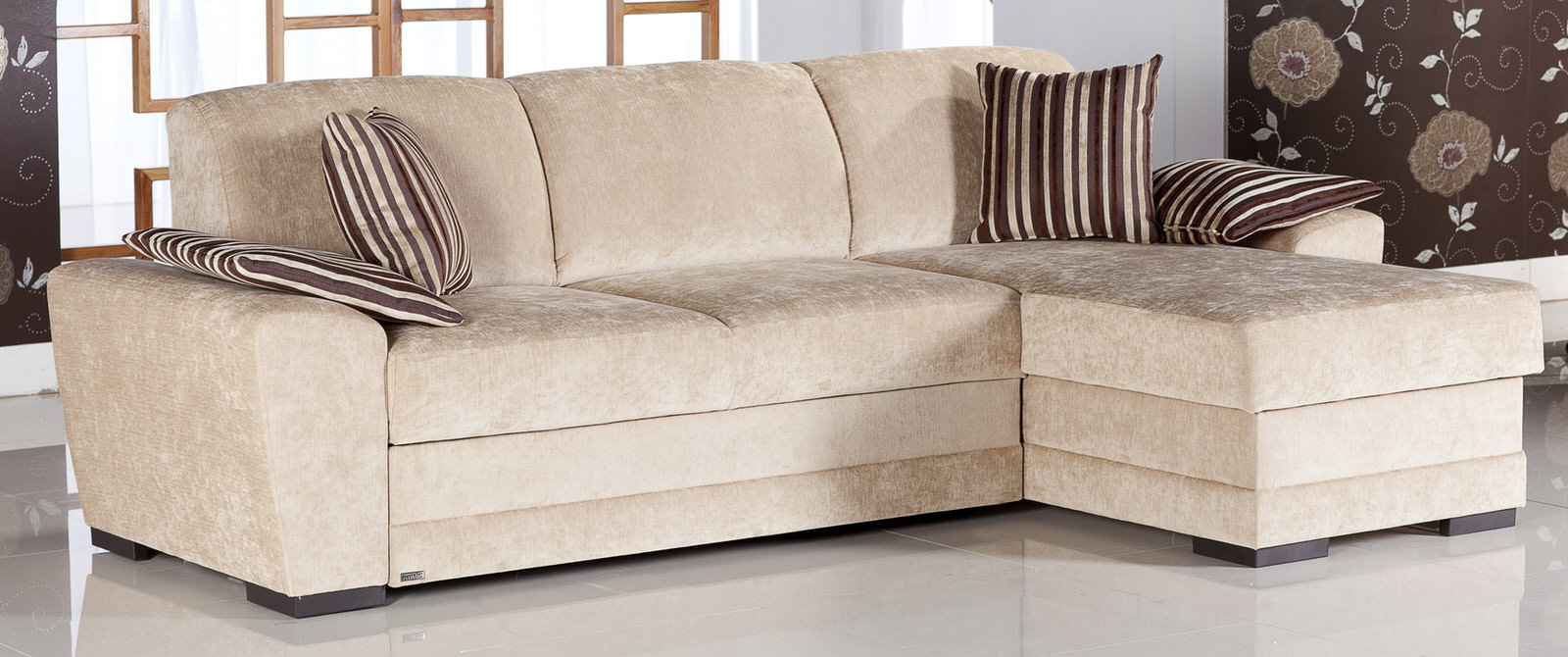 piece gens trim dynasty sofa cream height in threshold fabric width albany item sectional products