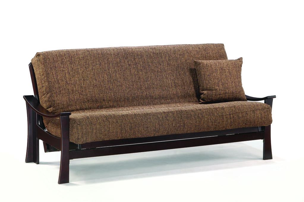 Deco Full Size Java Futon Frame by J&M Furniture