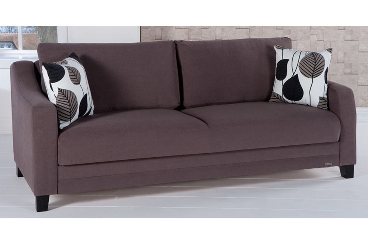 Denver cozy brown convertible sofa bed by sunset for Denver sofa bed