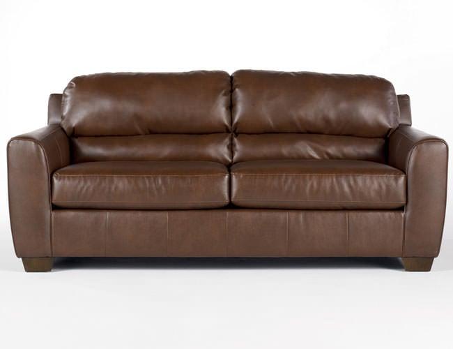 DuraBlendBark Queen Sofa Sleeper Signature Design by Ashley Furniture