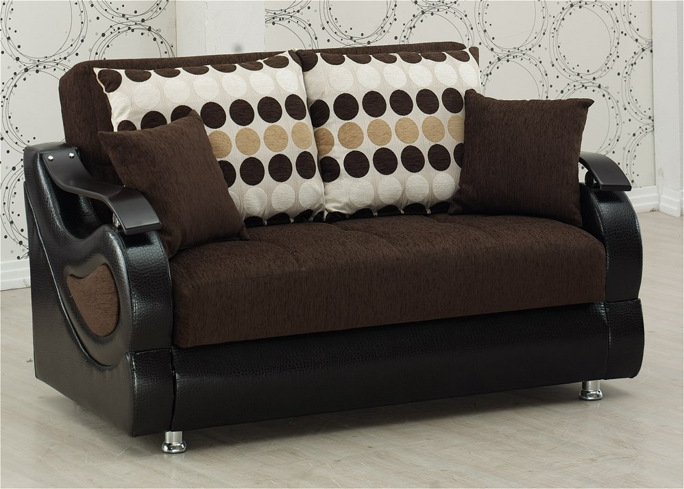 Illinois Loveseat By Empire Furniture Usa