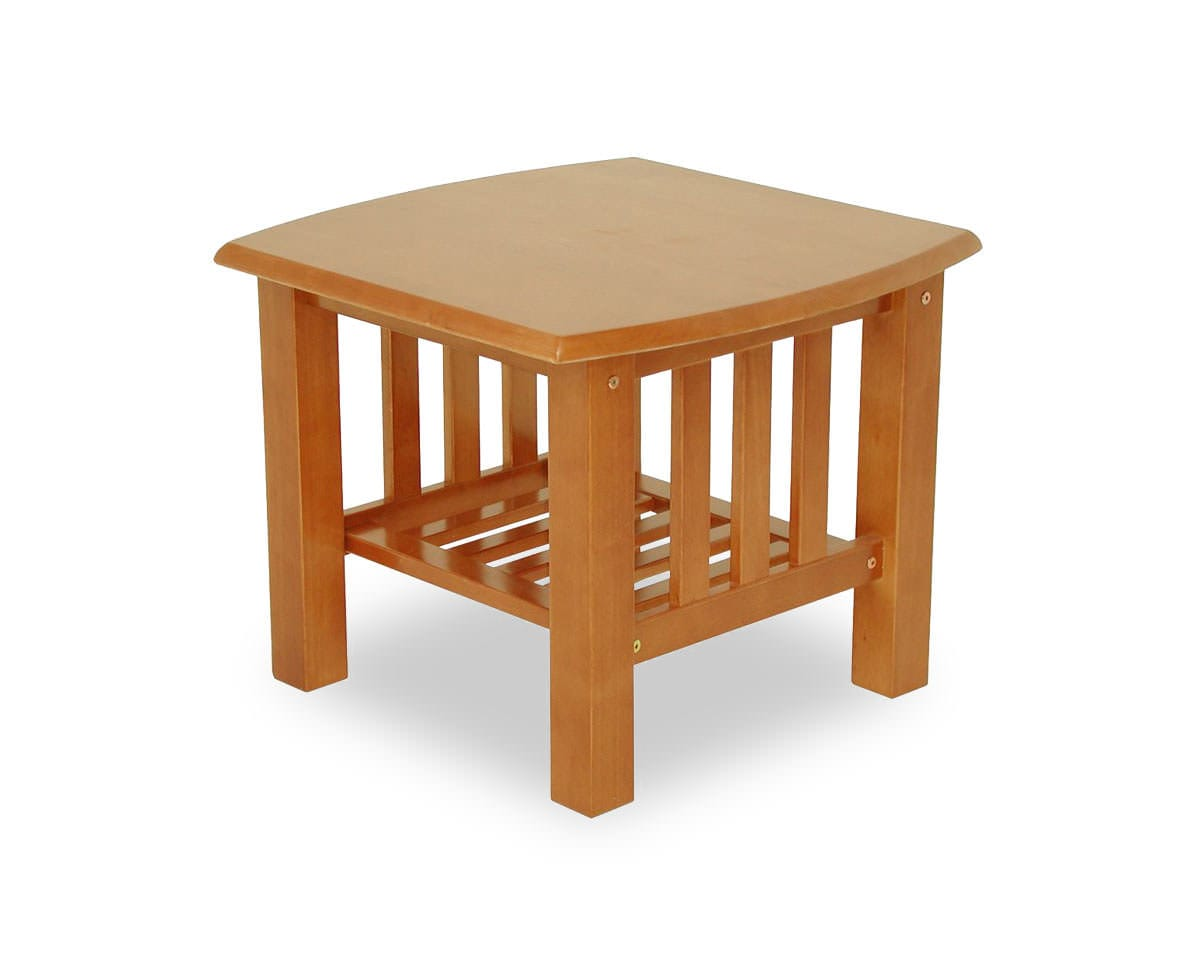 Mission end table urban oak by j m furniture for Table furniture