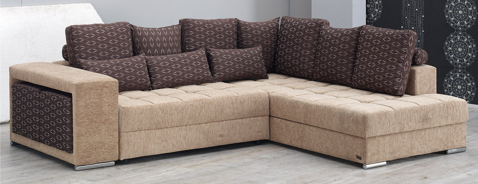 los angeles sectional sofa