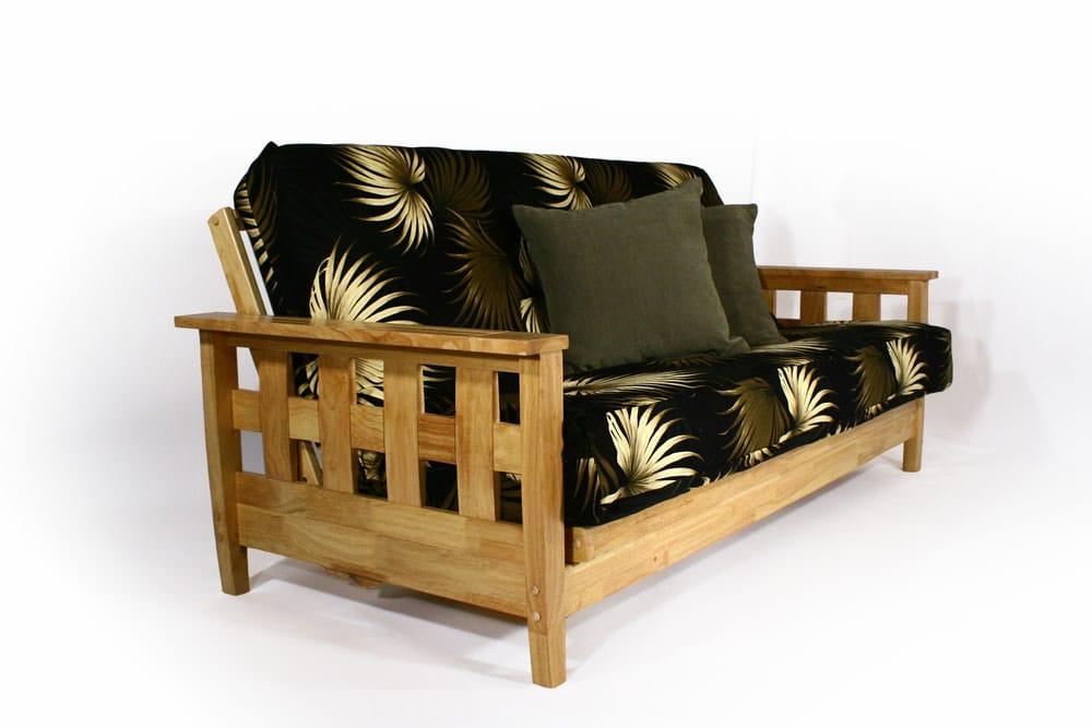 Outstanding Lambton Natural Queen Wall Hugger Futon Frame By Strata Furniture Alphanode Cool Chair Designs And Ideas Alphanodeonline