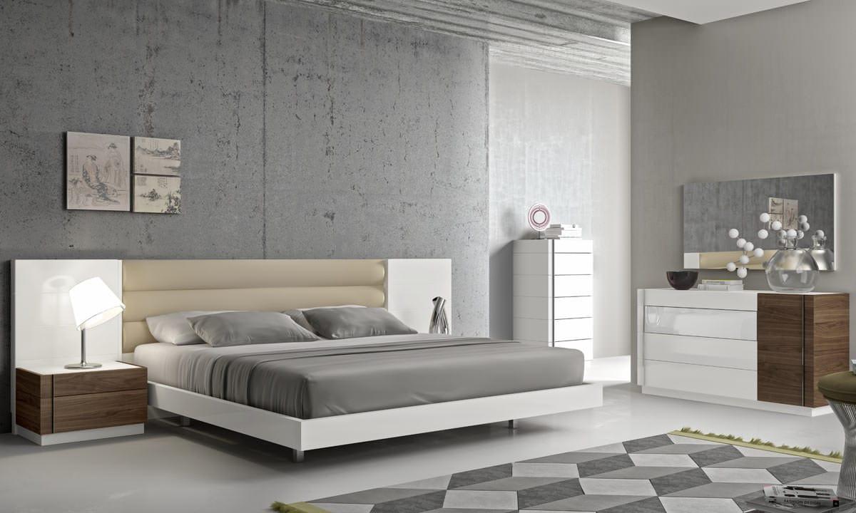 Lisbon Premium Bedroom Set by JM Furniture