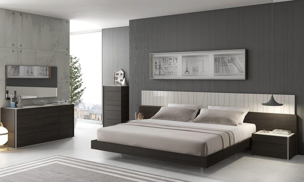 Porto Premium Bedroom Set By J M Furniture
