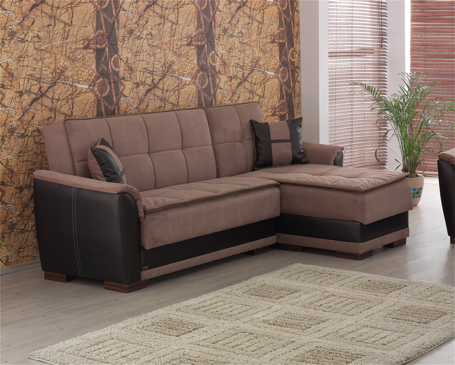 Admirable Princeton Sectional Sofa Set By Meyan Furniture Gmtry Best Dining Table And Chair Ideas Images Gmtryco