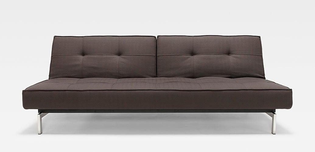 splitback deluxe sofa dark grey by innovation. Black Bedroom Furniture Sets. Home Design Ideas