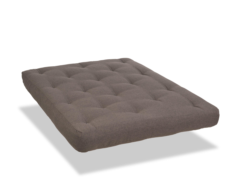 serta liberty 6 inch all cotton futon mattress by serta  rh   futonland