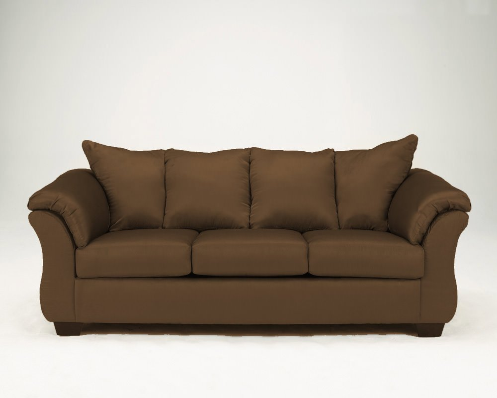 Darcy coffee sofa sleeper signature design by ashley furniture for Signature furniture