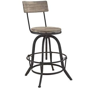 Set Of 2 Bar Stools 180069 24 Inch Dark Walnut By Coaster