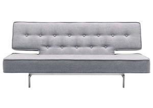 Swivel 04 Gray Single Chair Sleeper By New Spec