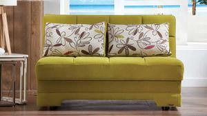 Palermo Convertible Sofa White By Serta Lifestyle