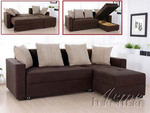 05098 norwich adjustable sectional sofa by acme for Furniture norwich