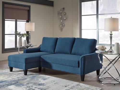 Jarreau Queen Sofa Sleeper Blue Signature Design By Ashley Furniture