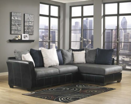 Masoli Cobblestone Sectional Sofa Set Signature Design By