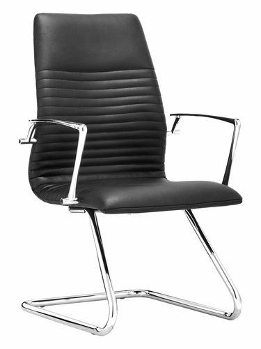 Conference Chair Black by Zuo Modern