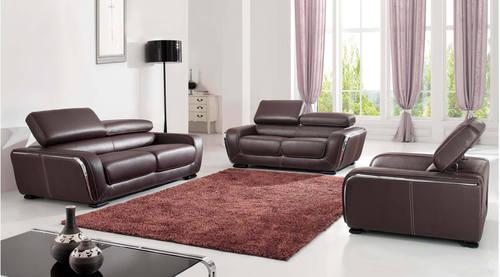 2750 Leather U0026 Split Sofa By ESF