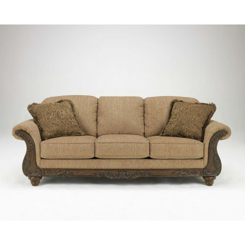 red futons by ashley furniture   Cambridge - Amber Sofa Signature Design by Ashley Furniture