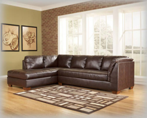 Ashley Furniture Sectional Chocolate sectional sofa signature designashley furniture