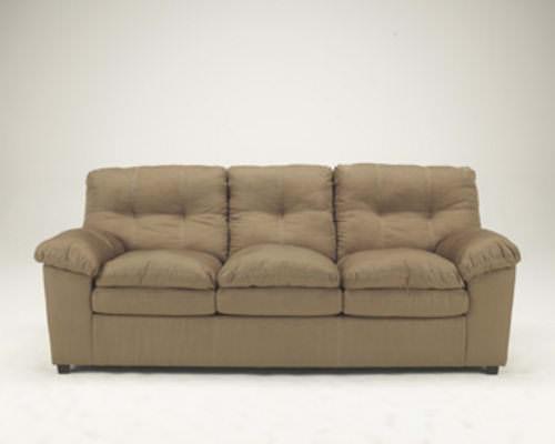 Mercer Mocha Sofa Signature Design
