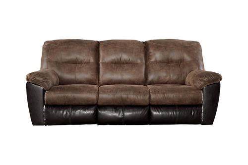Super Follett Brown Reclining Sofa By Ashley Furniture Machost Co Dining Chair Design Ideas Machostcouk