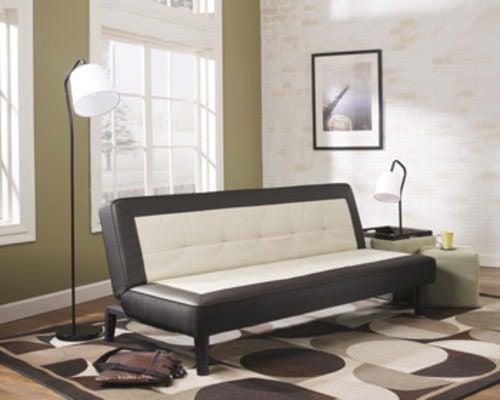 Merveilleux Ian Tuxedo Flip Flop Sofa Signature Design