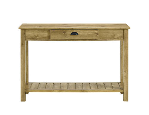 table drawer drawers tier hall product rustic wood tables foyer console design with home solid entry