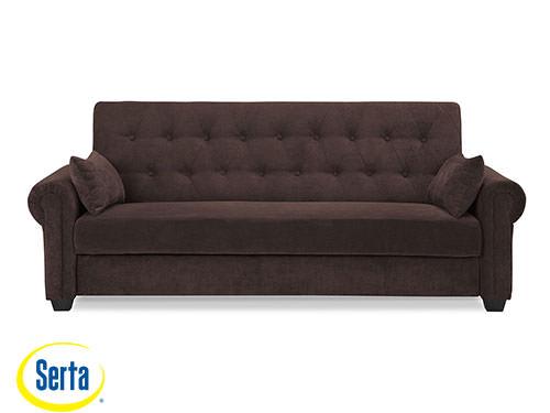 Serta dream convertible sofa lifestyle solutions serta for Sofa dreams