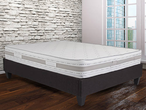 Apollo 10 Inch Gel Memory Foam Mattress By Primo