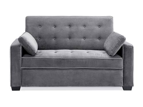 White Loveseat Couch