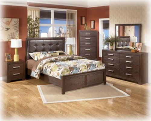 B165 Aleydis Queen Bedroom Set Signature Design