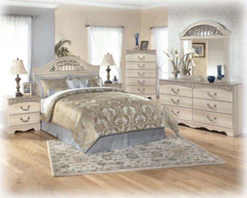 B196 queen bedroom set signature design by ashley furniture for Ashley furniture bedroom sets