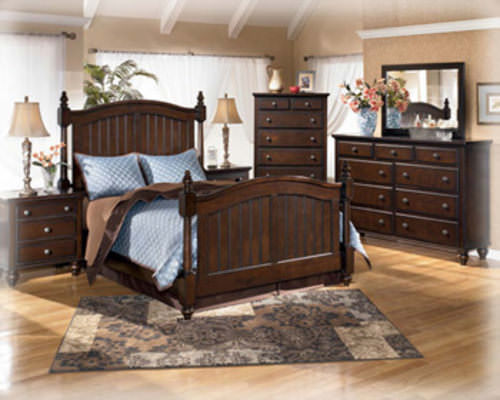 b506 queen bedroom set signature design by ashley furniture