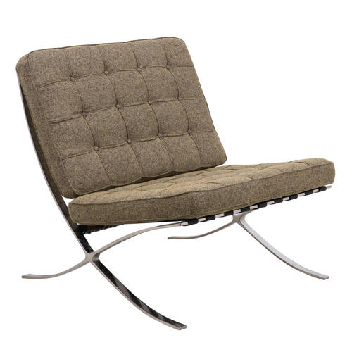 Bellefonte Style Modern Pavilion Oatmeal Chair