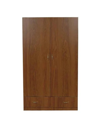 L 8 Dark Brown Wooden Wardrobe W Drawer By Central Furniture