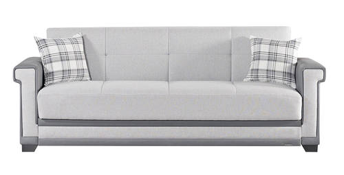 Cornella Light Gray Sofa Bed