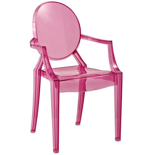 Casper Kids Chair Pink