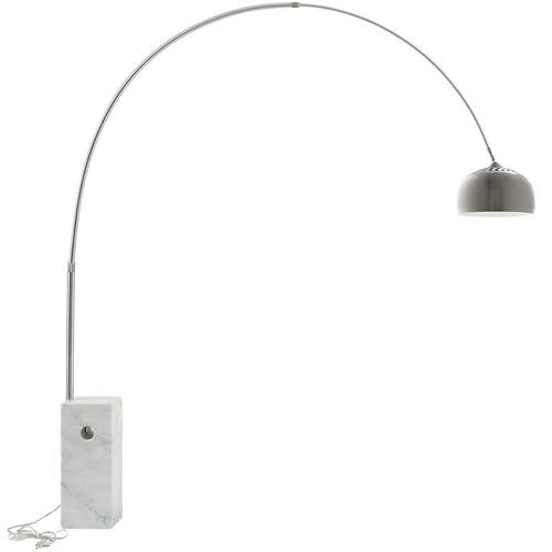 Cube Floor Lamp White by Modway