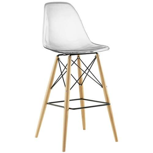 Terrific Pyramid Bar Stool Clear By Modern Living Uwap Interior Chair Design Uwaporg