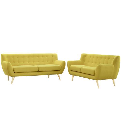 Remark 2 Piece Living Room Set Sunny by Modern Living