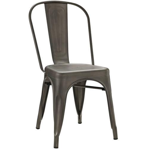 Promenade Side Chair Brown