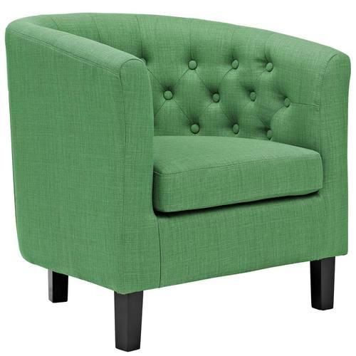 Prospect Upholstered Armchair Kelly Green