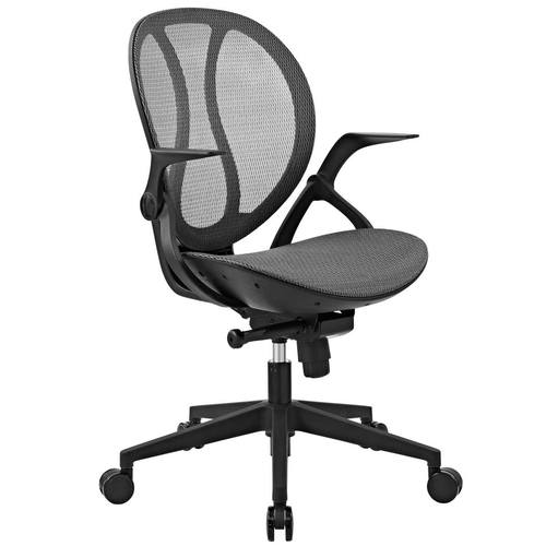 Conduct All Mesh Office Chair Gray